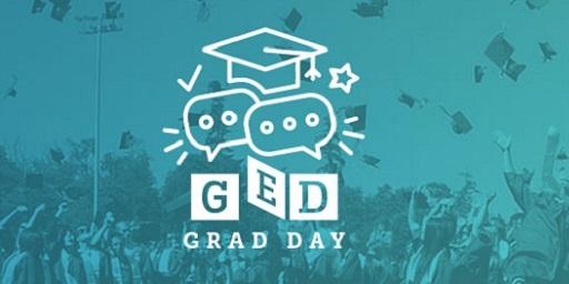 #GEDGradDay